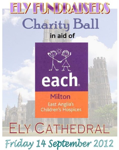 Merriment at Ely Cathedral - Raising money for Children's Hospices