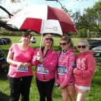 Team Limesquare completes Race for Life!