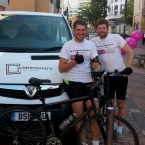 Lands End to John O'Groats:  Cycling 1000 miles to fight cancer